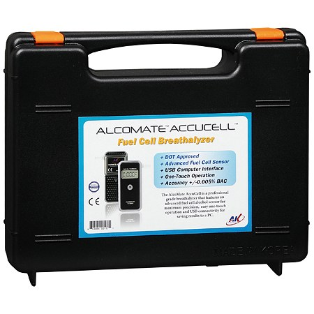 Alcomate AL9000 Hard Case